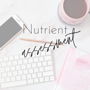 Nutritionist Consult